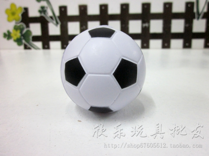 Baby hand catch balls sponge solid ball smiley ball football soft ball baby(China (Mainland))