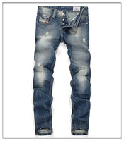 Free Shipping ! 2013 New Arrival Fashion Men's jeans , Denim jeans , Men's brand jeans ,jeans men-DS964