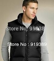 MAN Thick warm down cotton vest Thick cotton vest cold M-XXL