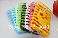 For Samsung S4 I9500 mobile phone protective shell protective sleeve ladder Skull free shipping