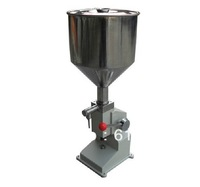 5-50ml manual liquid filling machine for cosmetic,shampoo liquid paste ON SALE