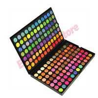 Wholesale 6pcs/lot Pro 168 Full Color Eye Shadow Eyeshadow Makeup Palette For Eyes Benefit make up maquiagem