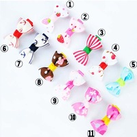 wholesale mix design  dot Cute baby   hairpin hairgrip   4.5*2.5cm