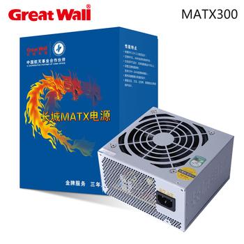 Great wall power supply matx300 micro mini computer case small desktop power supply 270w