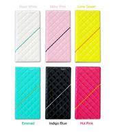 Korea stationery diamond series long design travel passport holder wallet passport bag
