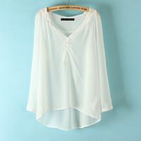 chiffon blusas femininas fashion blouse women's za brand roupas femininas casual plus size camisas femininas