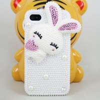 The lowest pric,Extremely slim colorful case for iPhone 4 and 4S , free shipping ,0.5mm hard case cover,skin,1 piece order