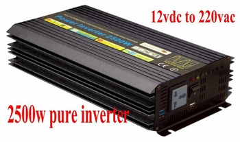 2500W pure sine wave inverter 48VDC input