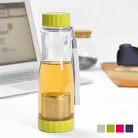Partner travel outside sport pot tea cup portable leak soft water bottle