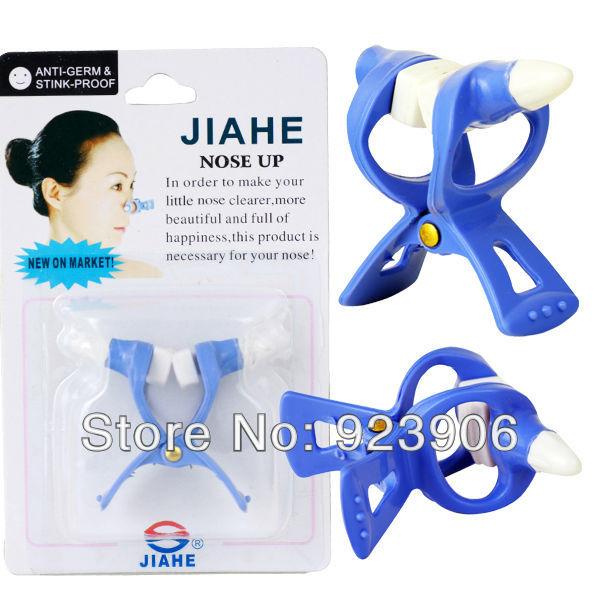 New Hot Beautiful Nose Lifting Shaping Shaper Beauty Massage Nose Up Clip Tools 40pcs(China (Mainland))