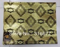 Free shipping African headtie,Head Gear, Sego Gele&Ipele,Head Tie & Wrapper,2pcs/ set .HT-0002