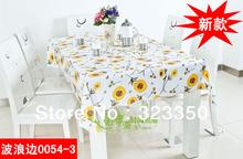 popular gray tablecloth