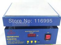 Free shipping 946 Digital Thermostat Platform /200 * 200 mm heating plate preheating station