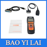 OBDII Diagnostic Scanner U600 Advanced OBD2 Scaner for VW/AUDI Scanner /Advanced memo scanner for VAG AND CAN-OBD2