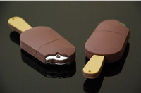 Chocolate ice cream usb flash drive birthday personalized gift usb flash drive usb flash drive 8g