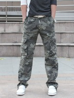 Alibaba express Casual pants male tooling Camouflage trousers 407-zk001 p55