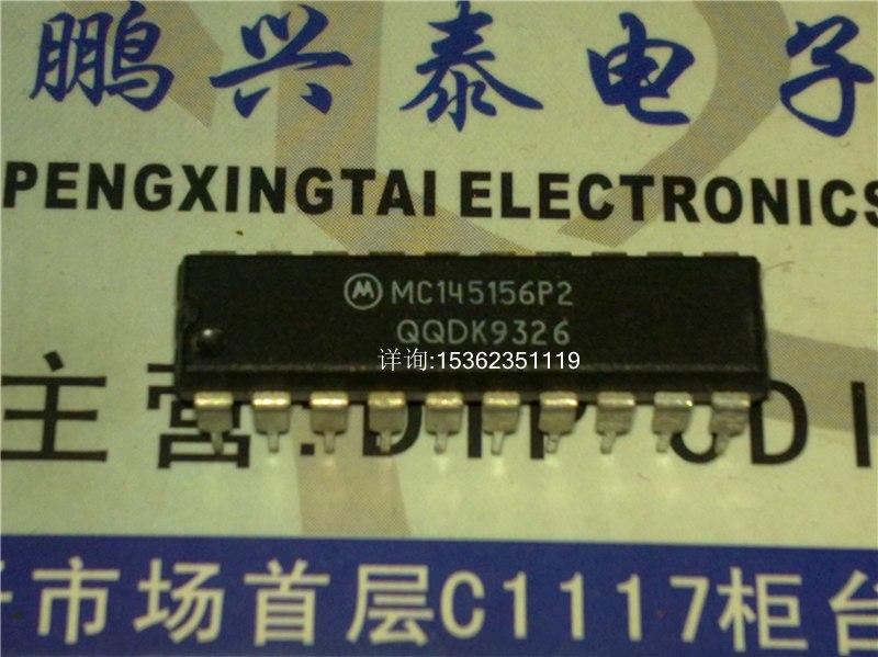 Фото Электронные компоненты MOT MC145156P2 dip/20. IC