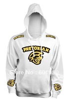 man black Hoodies Junior dos Santos Pretorian Sweatshirts white fight tops S014