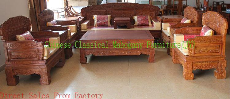 Online kopen wholesale antique chinese rosewood furniture uit china antique chinese rosewood - Sofa stijl jaar ...
