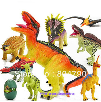 Dinosaur Set Toy for boys & girls -- 8 x dinosaur Model Educational kid's boy's & girl's Toy Gift