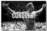 Arnold Schwarzenegger Movie Wall Silk Poster 36x24,18x12 inch Big Prints Boy Room Mr Olympia Bodybuilding Terminator (014)