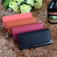 New arrival 2013 women's wallet female long litchi design women's wallet female long design wallet