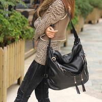 Hot bags 2013 spring and autumn shoulder bag messenger bag dual-use women's handbag fashion
