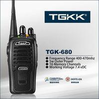 10km walkie talkie TGK-680 two way radio