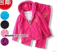 Children's wear children's down jacket/long sleeve thickening winter suit/down jacket/baby wear