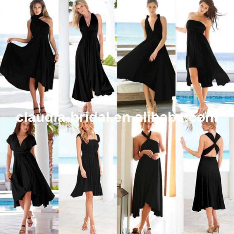 894 2013 Free Shipping Cheapest Jersey Multi Way Wraps Black