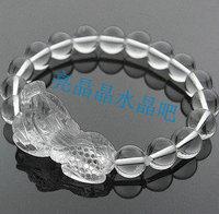 Natural white crystal bracelet pi xiu bracelet birthday gift girlfriend gifts