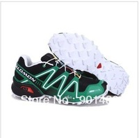 Free shipping 2013 New arrival Off-road running  sneakers outdoor climbing shoes SPEEDCROSS3