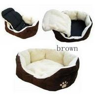 Pet nest kennel8 cat litter pet bed lamb's big Small mat pet supplies