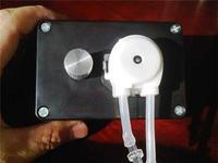 Dosing pump, Peristaltic dosing pump for aquarium DIY suction cup new design