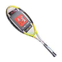 Onyx carbon aluminum tennis racket male women's carbon aluminum one piece tennis racket Free shipping