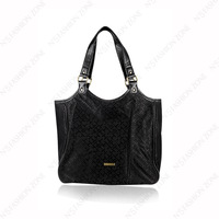 2013 Hot Sell High Quality Genuine bag New Fashion black Canvas Tomy-H-F-I-G-E-R Women's Handbag ladies Shoulder Bag TB01-04