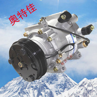 Atc-086 series xiali . heavy truck voluted automotive air conditioning compressor