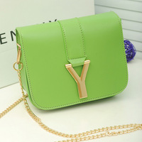 2013 Free Shipping HOT SALE Y Letter Brand Design Pu Bags ZY02 women's shoulder pu bags and handbags for women and pu handbag