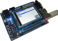 Stm32 development board arm learning board 512k flash 64k 2.4 sram tft