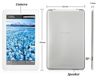 SG post Onda V711S 7'' IPS 1024 x 600 A31S Quad Core 1G/8G 0.3MP Camera Android 4. 1 WIFI OTG