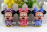 minni mouse usb flash drive 1GB 2GB 4GB 8GB 16GB 32GB 64GB-- free shipping +Drop shipping