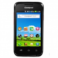 Cool 7020  for coolpad   smart large screen capacitance mobile phone dual sim dual standby