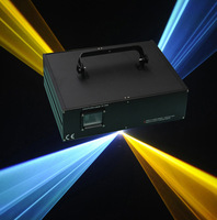 3W-3.5W ILDA RGB safety key animation laser 3000mw DJ party club light 40kpps