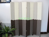 Willow crafts entranceway partition coffee ivory double faced fashion classical screen home