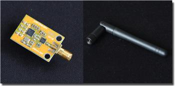 1.8KM long distance NRF24L01+ Module, PA + LNA, w/ Antenna