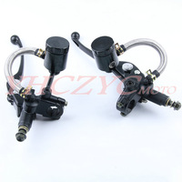 Motorcycle Forged Clutches & Brake Master Cylinder With Hydraulic Clutches & Brake And Adjustable Lever Left and Right