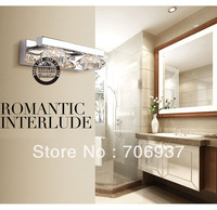 Name Brand 2013 New Arrival Modern Luxury Fashion Crystal Wall Lamp Corridor lights Mirror front lamp Bedroom Lights