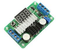 LTC1871 DC-DC 3.5V-30V 100W 6A Step Up Power Supply Module 12V 24V Boost Converters+Red LED Digital Voltmeter