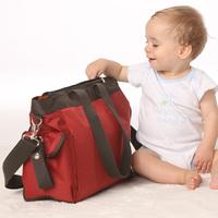 Dream baby nappy bag multifunctional big capacity one shoulder cross-body mother bag  fashion mummy bag