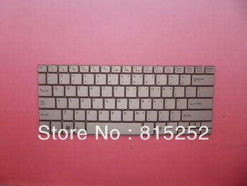 100%new arrive and orginal US laptop keyboard for GIGABYTE Q1115 Q1105M LG T280 brown PN:MP-09H33US69201